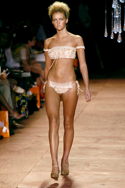 Rosa Cha at New York Spring 2006