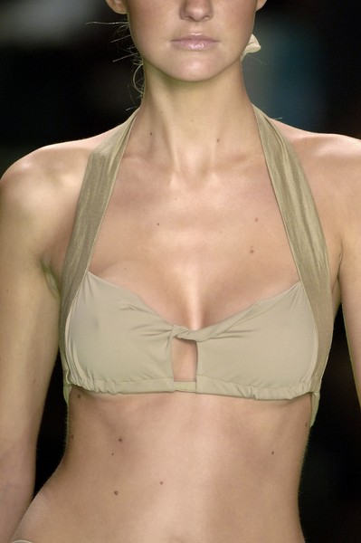 Rosa Cha at New York Spring 2007 (Details)
