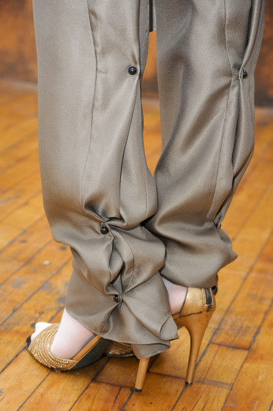 Rubin & Chapelle at New York Fall 2013 (Details)