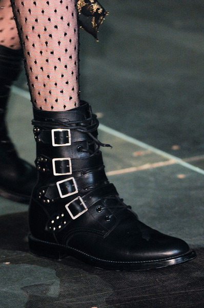 Saint Laurent at Paris Fall 2013 (Details)
