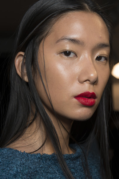 Sally LaPointe at New York Fall 2018 (Backstage)