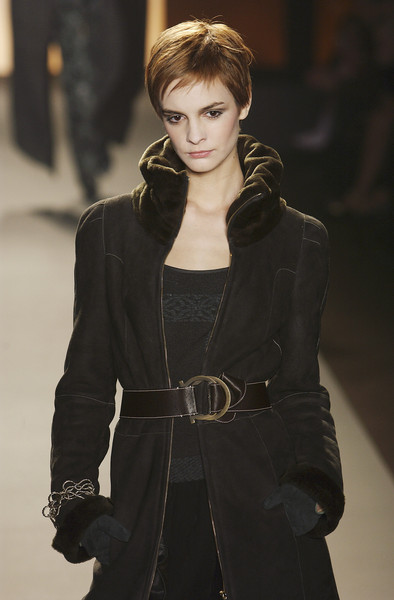 Salvatore Ferragamo at Milan Fall 2003
