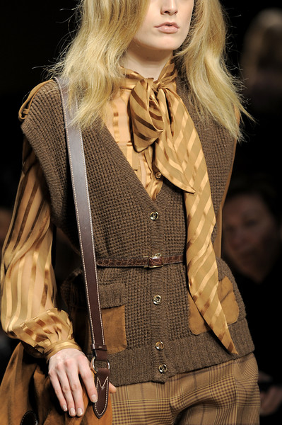 Salvatore Ferragamo at Milan Fall 2010 (Details)