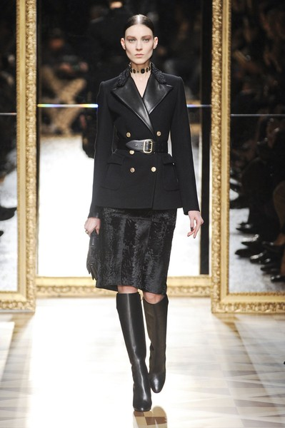 Salvatore Ferragamo at Milan Fall 2012