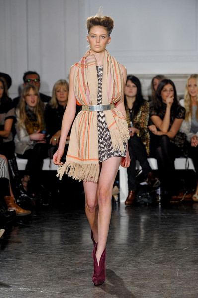 Sass & Bide at London Fall 2011