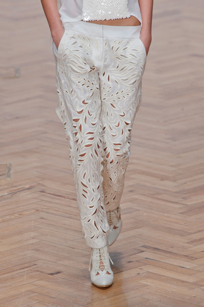 Sass & Bide at London Spring 2013 (Details)