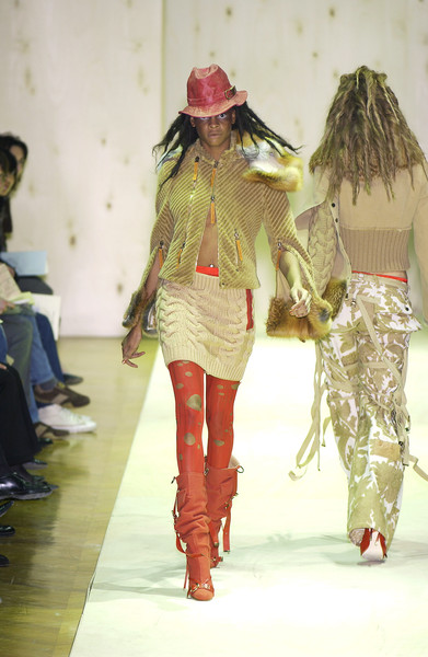 Seredin & Vasiliev at Paris Fall 2003