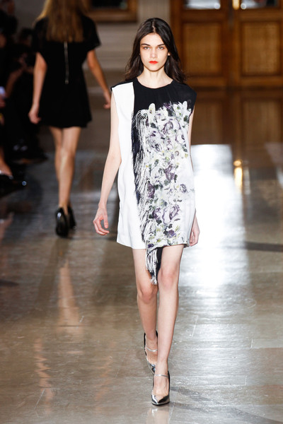 Sharon Wauchob at Paris Spring 2013