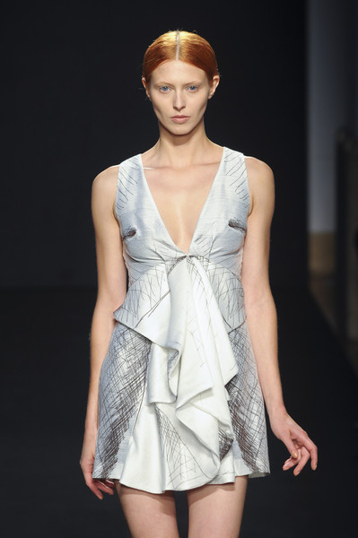 Silvio Betterelli at Milan Spring 2011