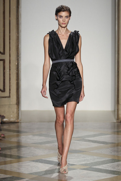 Silvio Betterelli at Milan Spring 2012