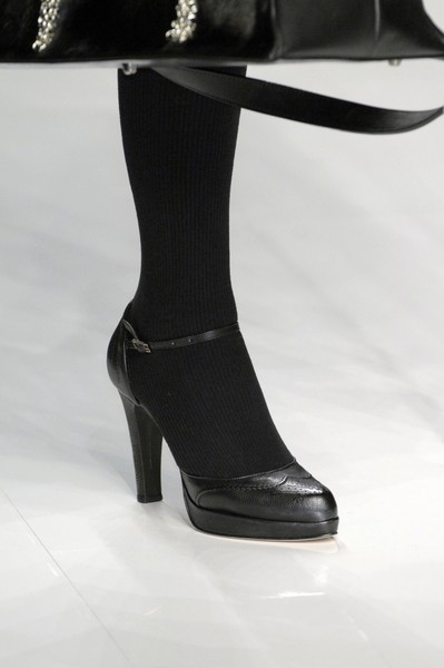 Simonetta Ravizza at Milan Fall 2007 (Details)