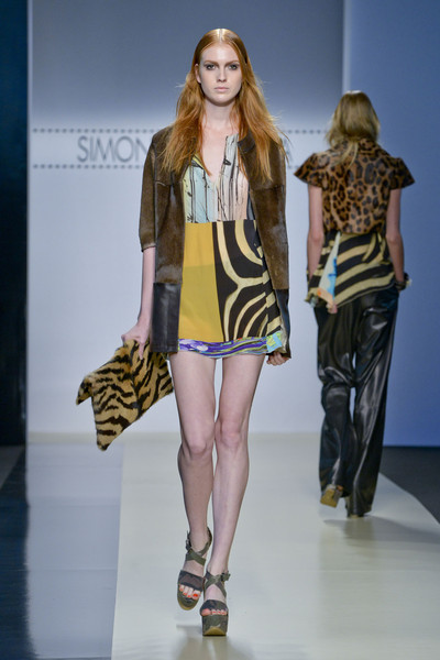 Simonetta Ravizza at Milan Spring 2013