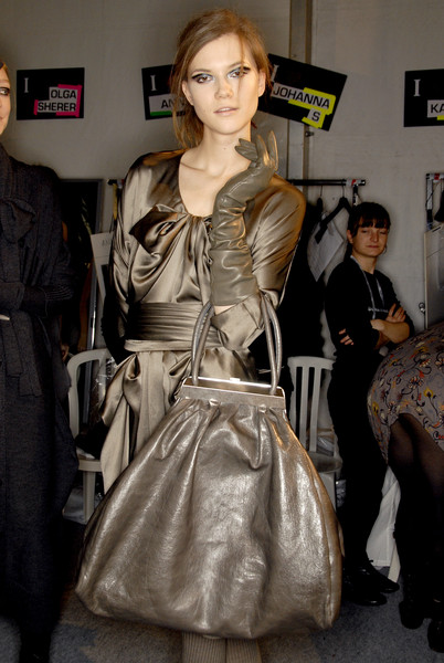 Sonia Rykiel at Paris Fall 2007 (Backstage)