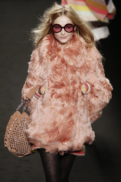 Sonia Rykiel at Paris Fall 2008