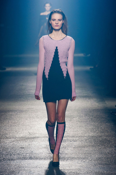 Sonia Rykiel at Paris Fall 2013