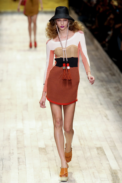 Sonia Rykiel at Paris Spring 2011