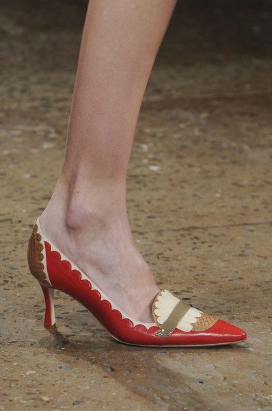 Sophie Theallet at New York Fall 2013 (Details)