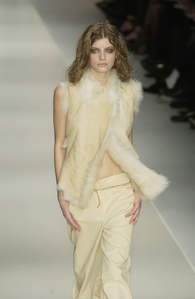 Sportmax at Milan Fall 2002