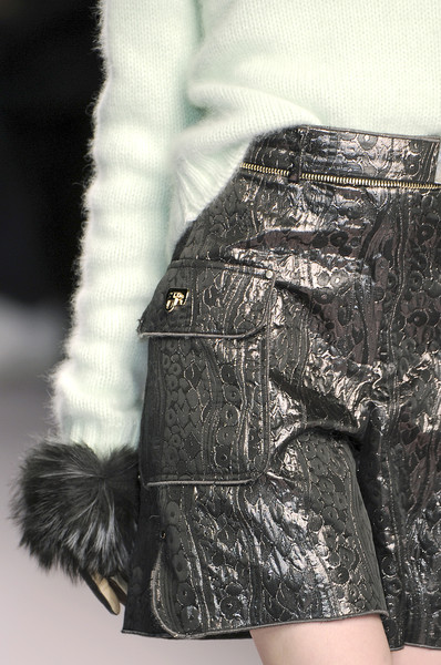 Sportmax at Milan Fall 2010 (Details)