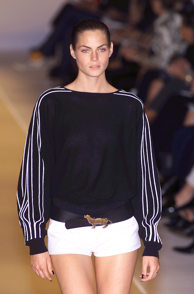 Sportmax at Milan Spring 2001