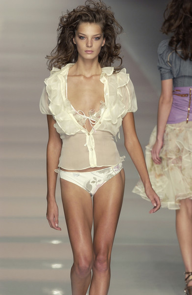 Sportmax at Milan Spring 2004