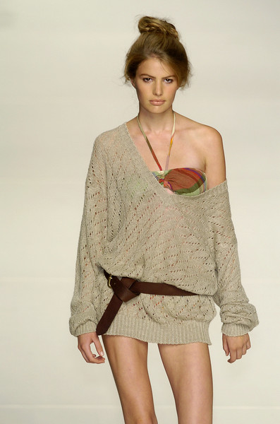 Sportmax at Milan Spring 2005