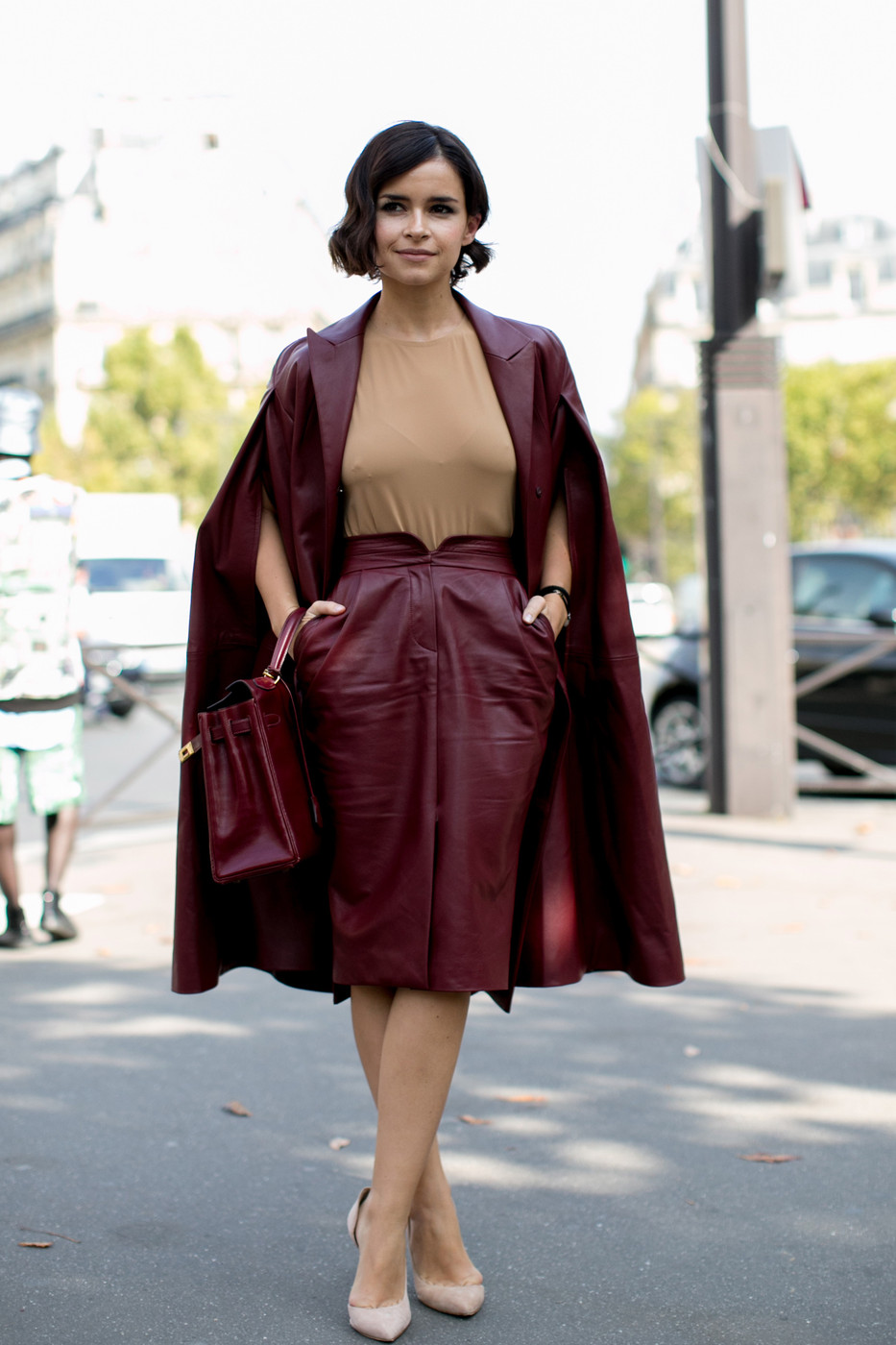 Paris Fashion Week Spring 2014 Attendees Pictures Livingly