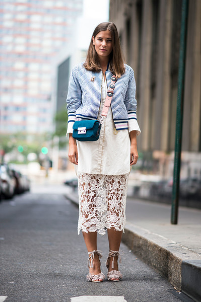 What the Stylish Girls Will Be Wearing This Spring