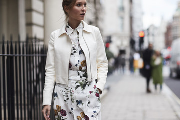 The Most Inspiring Street Style at London Fashion Week