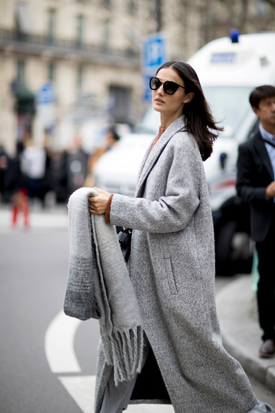 Luxe Gray Layers