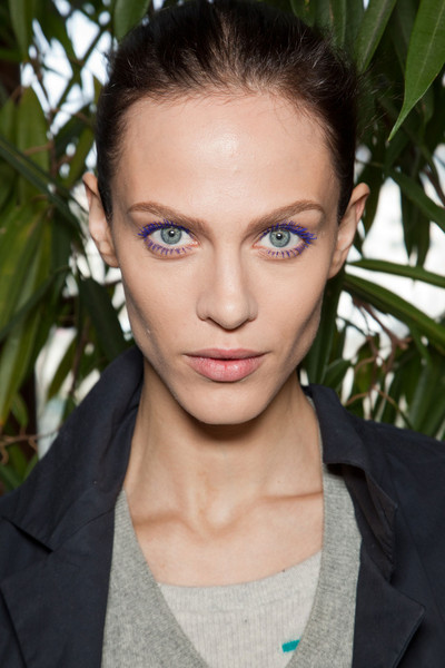 Stella McCartney at Paris Fall 2012 (Backstage)