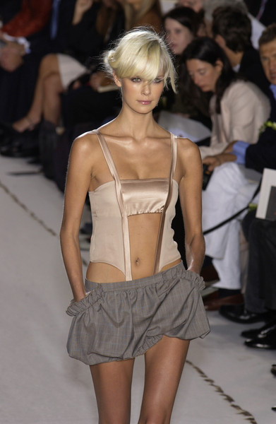 Stella McCartney at Paris Spring 2003