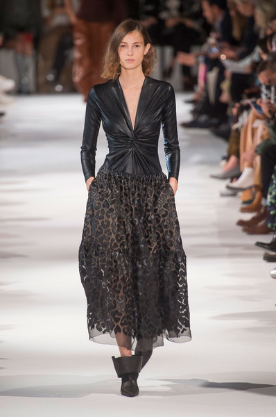 ef46c7356659 Stella McCartney at Paris Spring 2018. Stella McCartney at Paris Fashion  Week ...