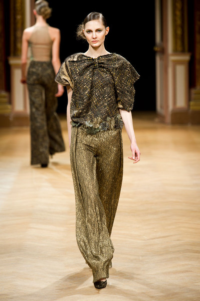 Talbot Runhof at Paris Fall 2012