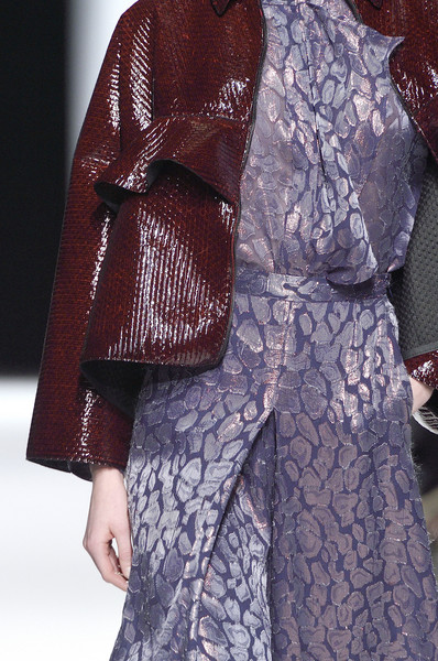 Talbot Runhof at Paris Fall 2016 (Details) [clothing,fashion,haute couture,outerwear,brown,maroon,fashion design,dress,costume,fashion model,dress,fashion,haute couture,model,purple,clothing,runway,fashion design,talbot runhof,paris fashion week,haute couture,runway,model,fashion,purple]
