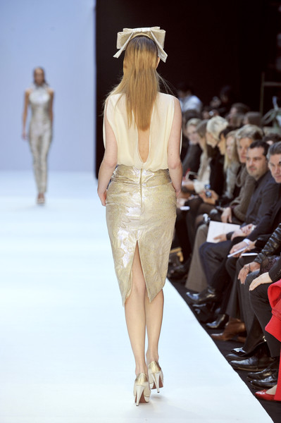 Talbot Runhof at Paris Spring 2009