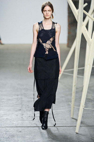 Tess Giberson at New York Fall 2012