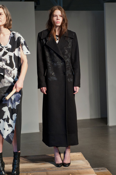 Tess Giberson at New York Fall 2013