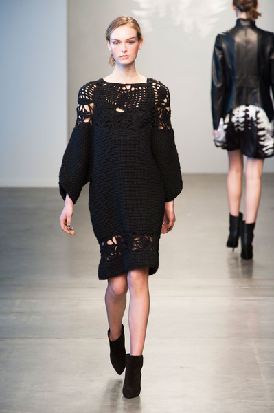 Tess Giberson at New York Fall 2014