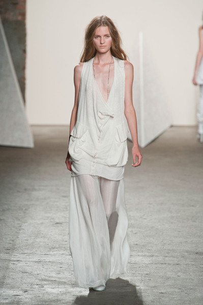 Tess Giberson at New York Spring 2013