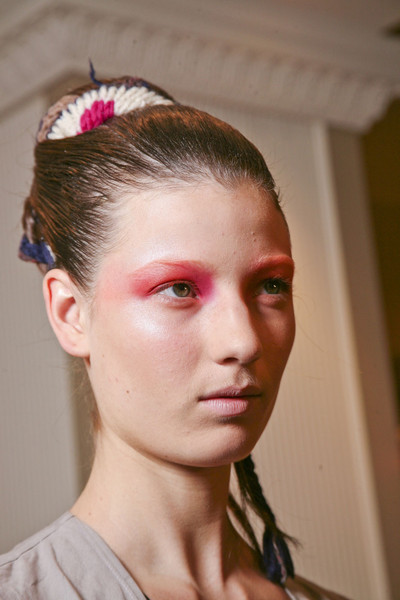 Thakoon at New York Fall 2011 (Backstage)