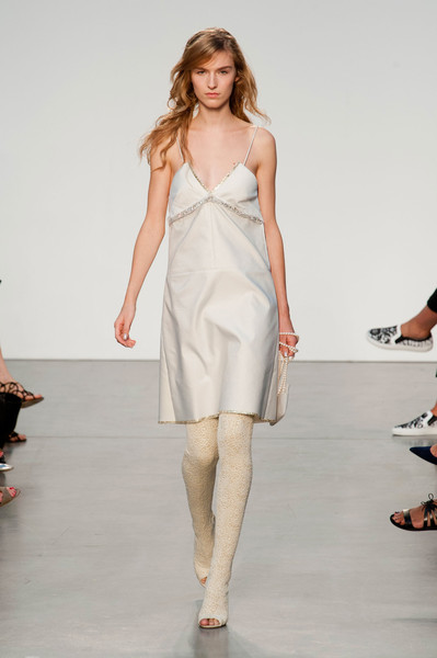 Thakoon at New York Spring 2014