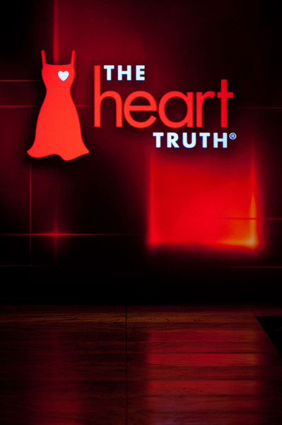 The Heart Truth Red Dress Collection at New York Fall 2013