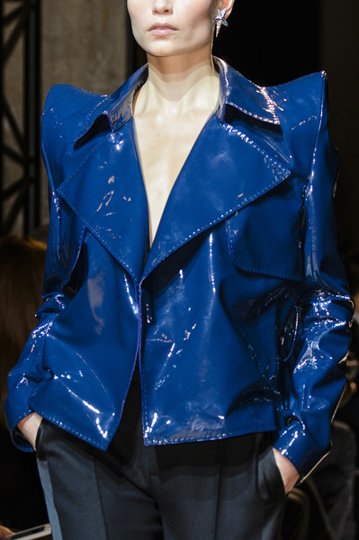 Thierry Mugler at Paris Fall 2017 (Details)