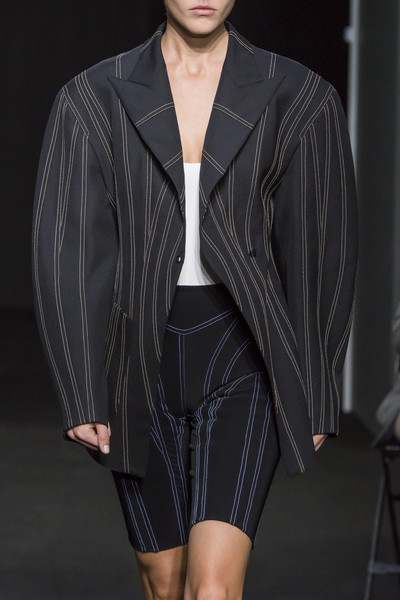 Thierry Mugler at Paris Spring 2019 (Details)