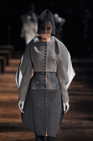 Thom Browne at New York Fall 2012