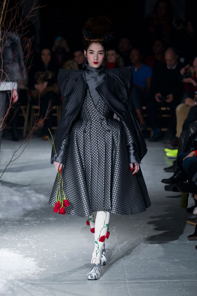 Thom Browne at New York Fall 2013