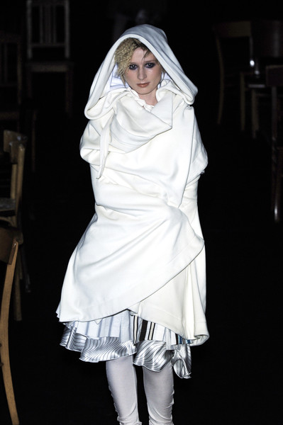 Tim Van Steenbergen at Paris Fall 2005