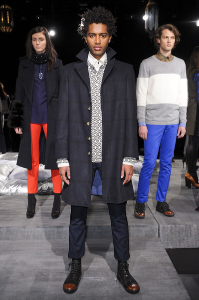 Timo Weiland at New York Fall 2011