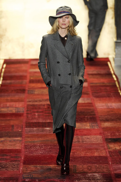 Tommy Hilfiger at New York Fall 2011